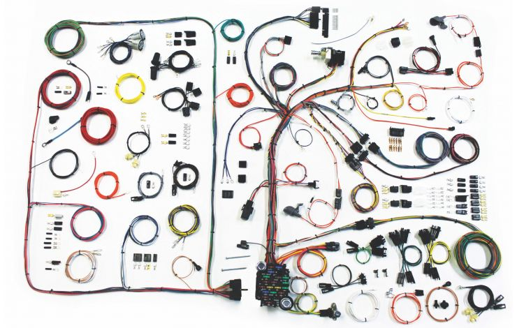 Classic Update Kit - 1968-72 Pontiac GTO | American AutowireAmerican Autowire