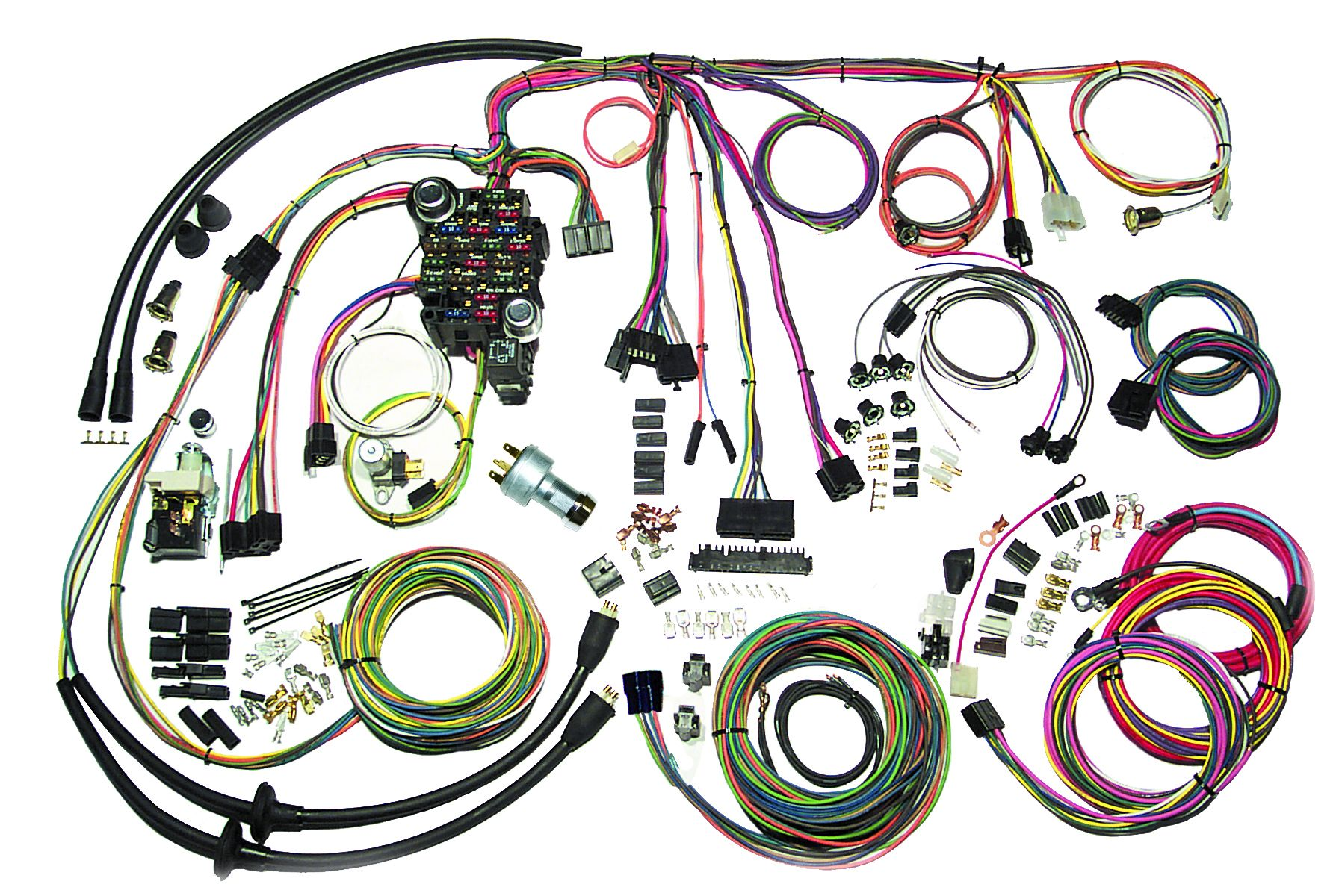 Classic Update Kit - 1957 Chevy Passenger | American AutowireAmerican Autowire