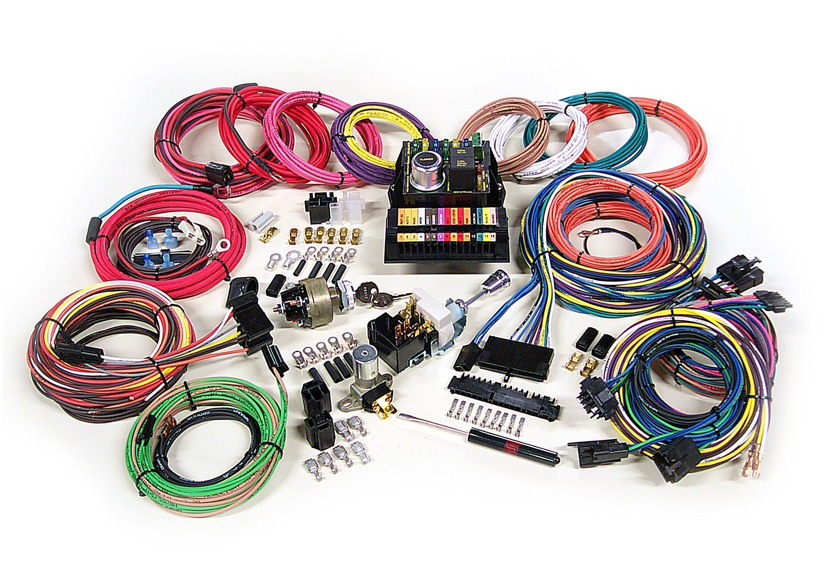 highway 15 universal wiring system | american autowire  american autowire