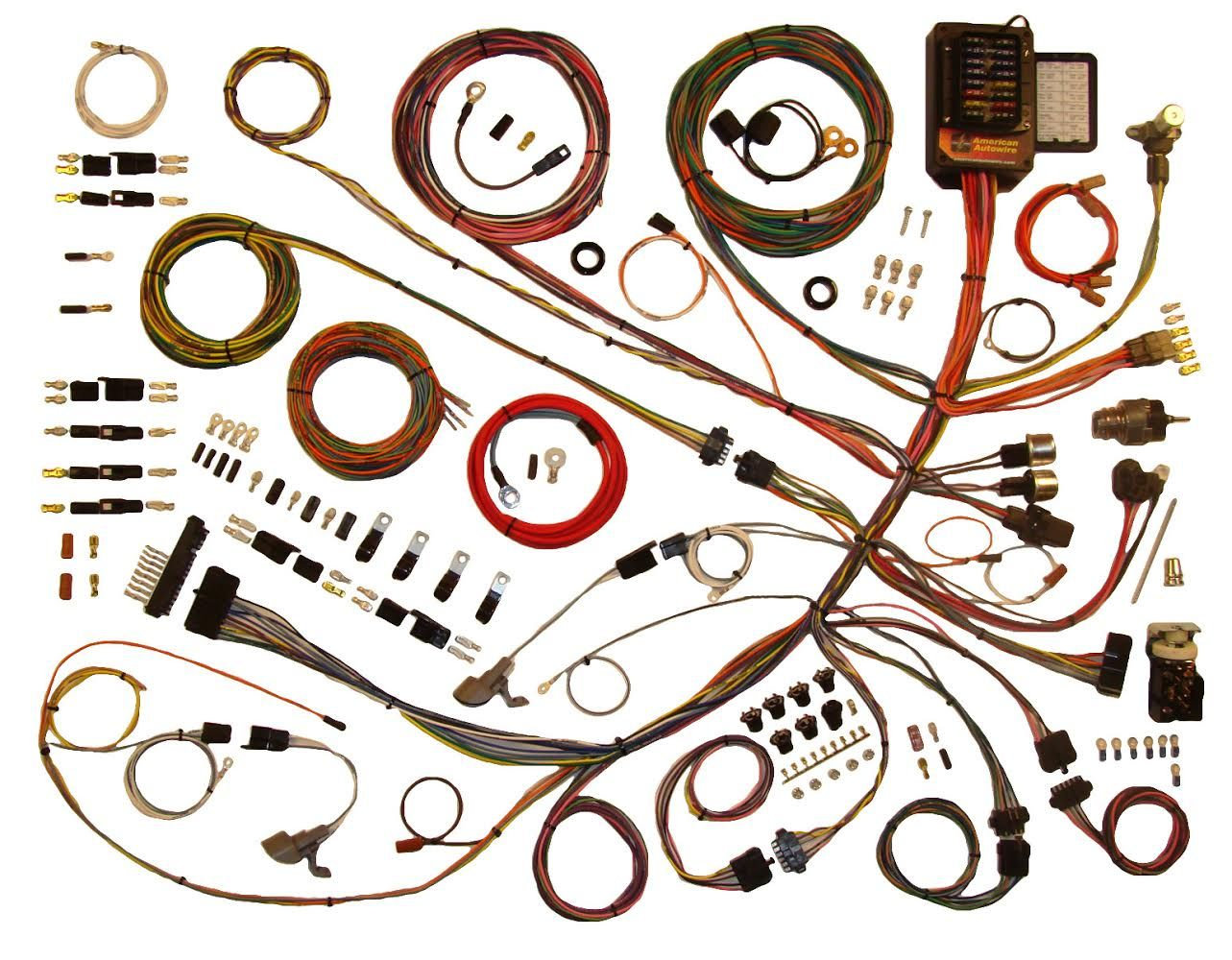 Classic Update Kit - 1961-66 Ford Truck | American AutowireAmerican Autowire