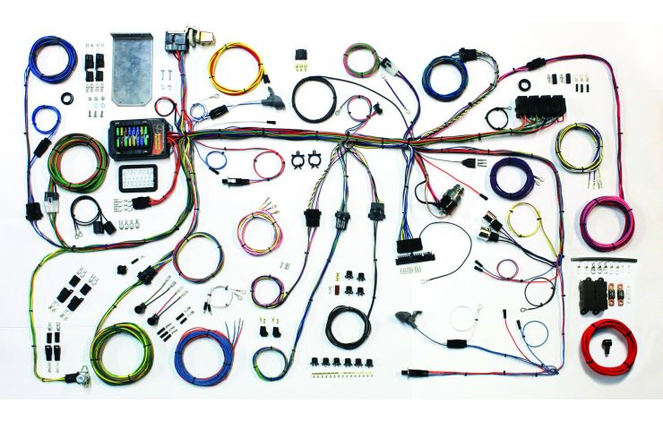1964 mustang fuse box wiring classic update kit 1964 66 ford mustang american autowire  classic update kit 1964 66 ford